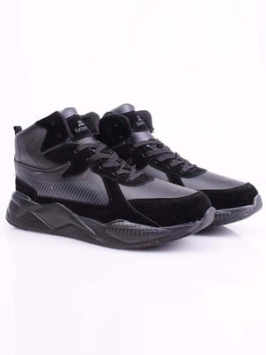 Кросівки чорні | 5645172