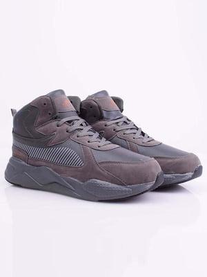 Кросівки сірі | 5645175