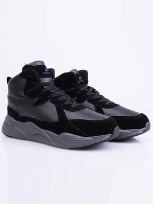 Кросівки чорні | 5645176