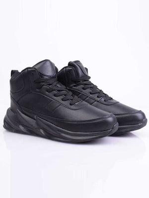 Кросівки чорні | 5645189