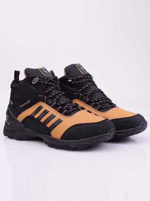 Кросівки коричневі | 5645220