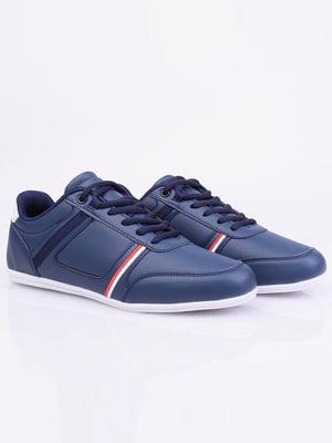 Кроссовки синие | 5645229