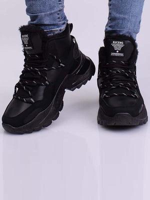 Кросівки чорні | 5645244