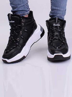 Кросівки чорні | 5645250
