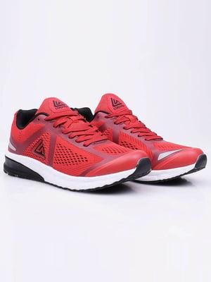 Кроссовки красные | 5645269