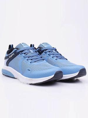 Кросівки блакитні | 5645275