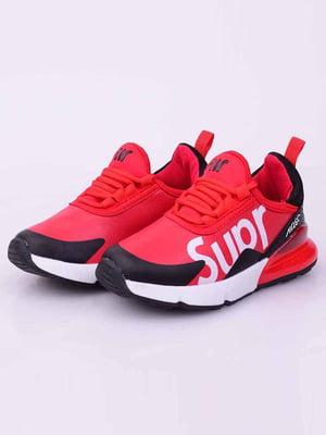 Кросівки червоні | 5645300