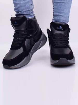 Кросівки чорні | 5645309