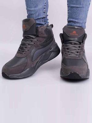 Кросівки сірі | 5645311