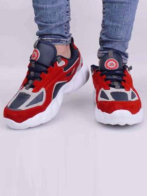 Кросівки різнокольорові | 5645316