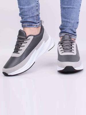 Кросівки сірі | 5645323