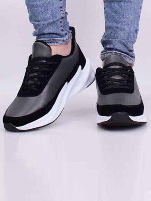 Кросівки чорні | 5645326