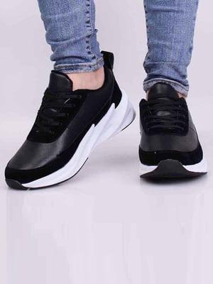 Кросівки чорні | 5645327