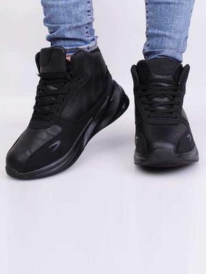Кросівки чорні | 5645334