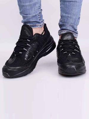 Кросівки чорні | 5645336