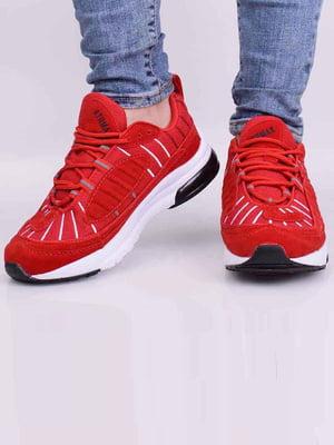 Кросівки червоні | 5645338