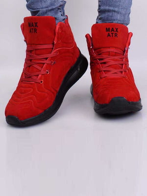Кросівки червоні | 5645342