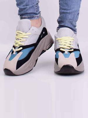 Кросівки сірі | 5645345