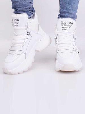 Кроссовки белые | 5645359