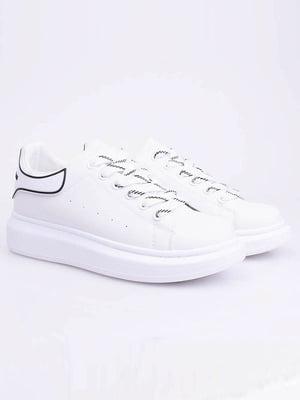 Кроссовки белые   5645467