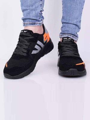 Кросівки чорні | 5645474