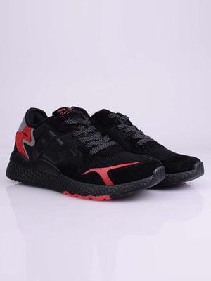 Кроссовки черные | 5645476