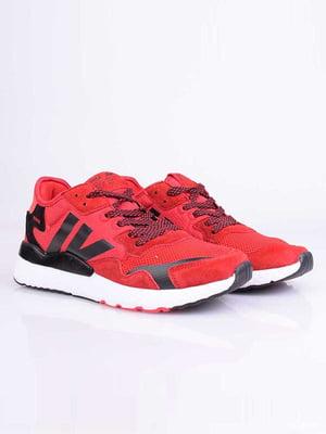 Кроссовки красные | 5645477