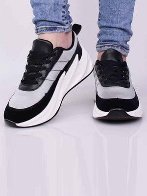 Кросівки сірі | 5645498