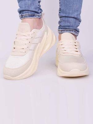 Кросівки бежеві | 5645499