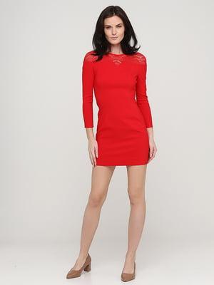 Платье красное | 5641713