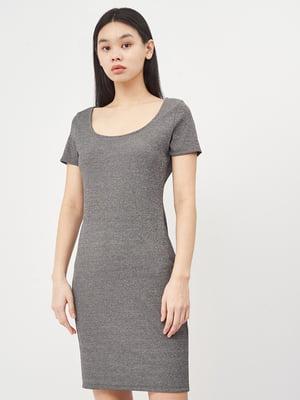 Сукня сіра   5619878