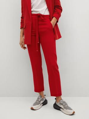 Штани червоного кольору | 5646833