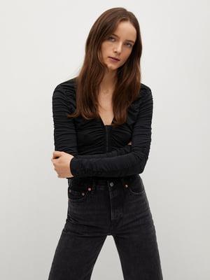Блуза черная | 5646839