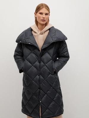 Пальто черное | 5646931