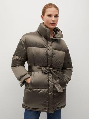 Куртка кольору хакі | 5646941