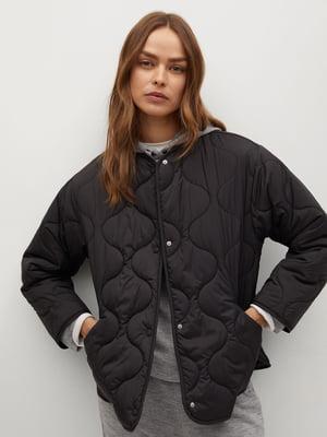 Куртка чорна | 5646962
