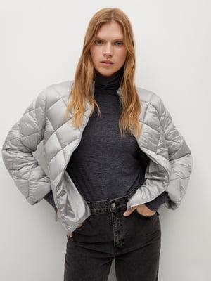Куртка сіра | 5646971