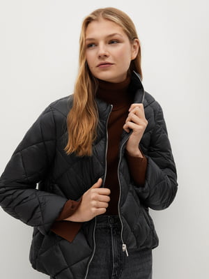 Куртка чорна | 5646973