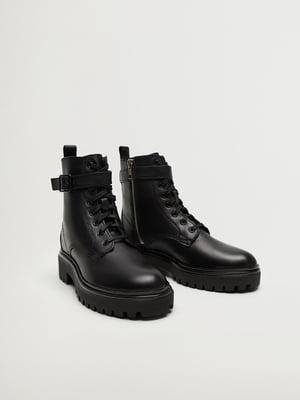 Ботинки черные | 5647041