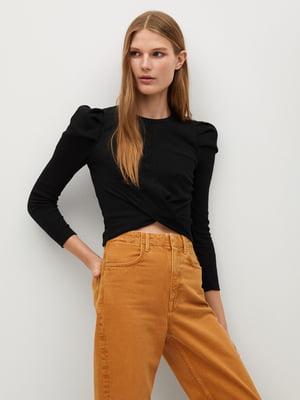 Блуза-топ черная | 5647073