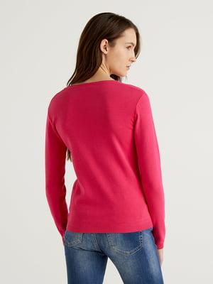 Джемпер розовый | 5636083