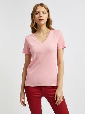 Футболка розового цвета | 5636126