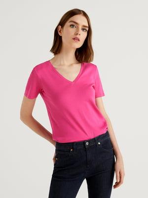 Футболка розового цвета | 5636128