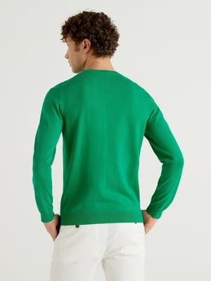 Джемпер зеленый | 5636176