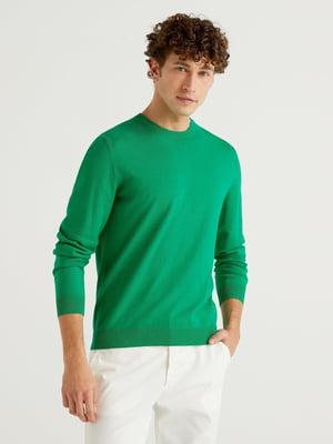 Джемпер зеленый   5636176