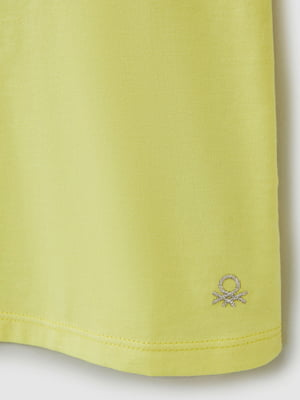 Футболка оливкового цвета   5640863