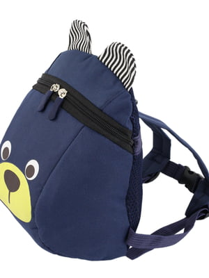 Рюкзак синій з малюнком   5634135