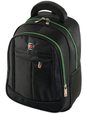 Рюкзак чорний | 5634276