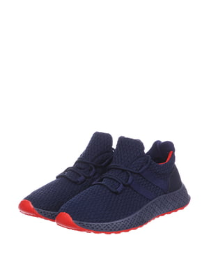 Кроссовки синие | 5647841