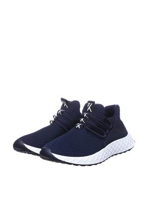 Кроссовки синие | 5647845